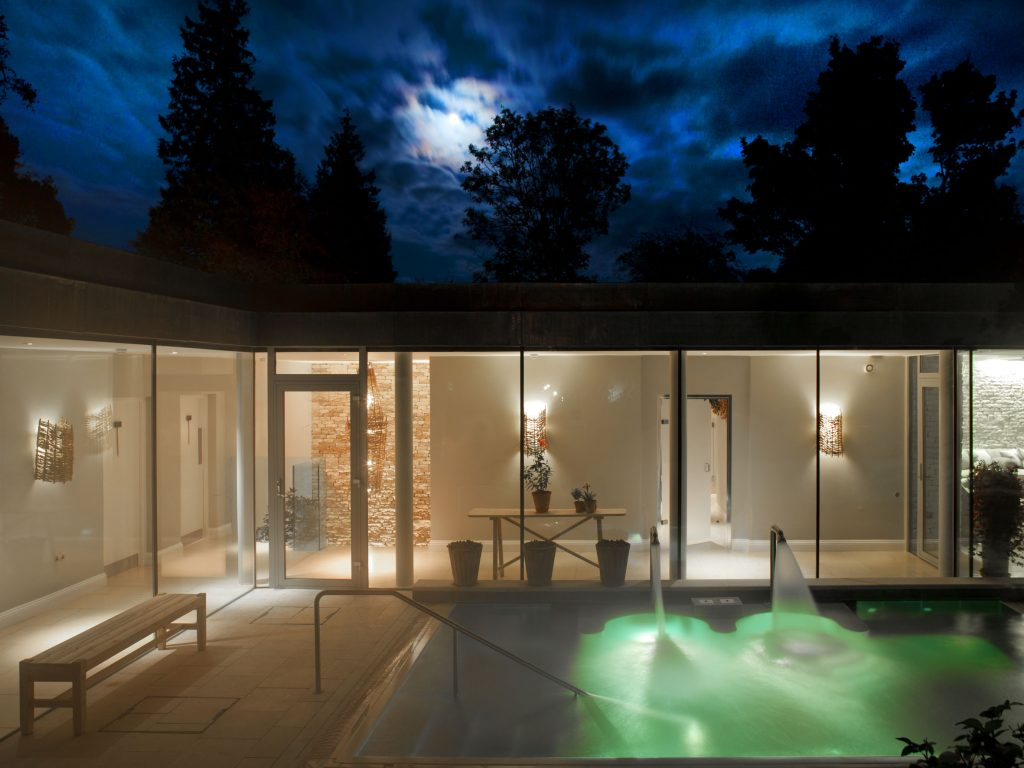 Hydrotherapy pool | Courtesy of Barnsley House