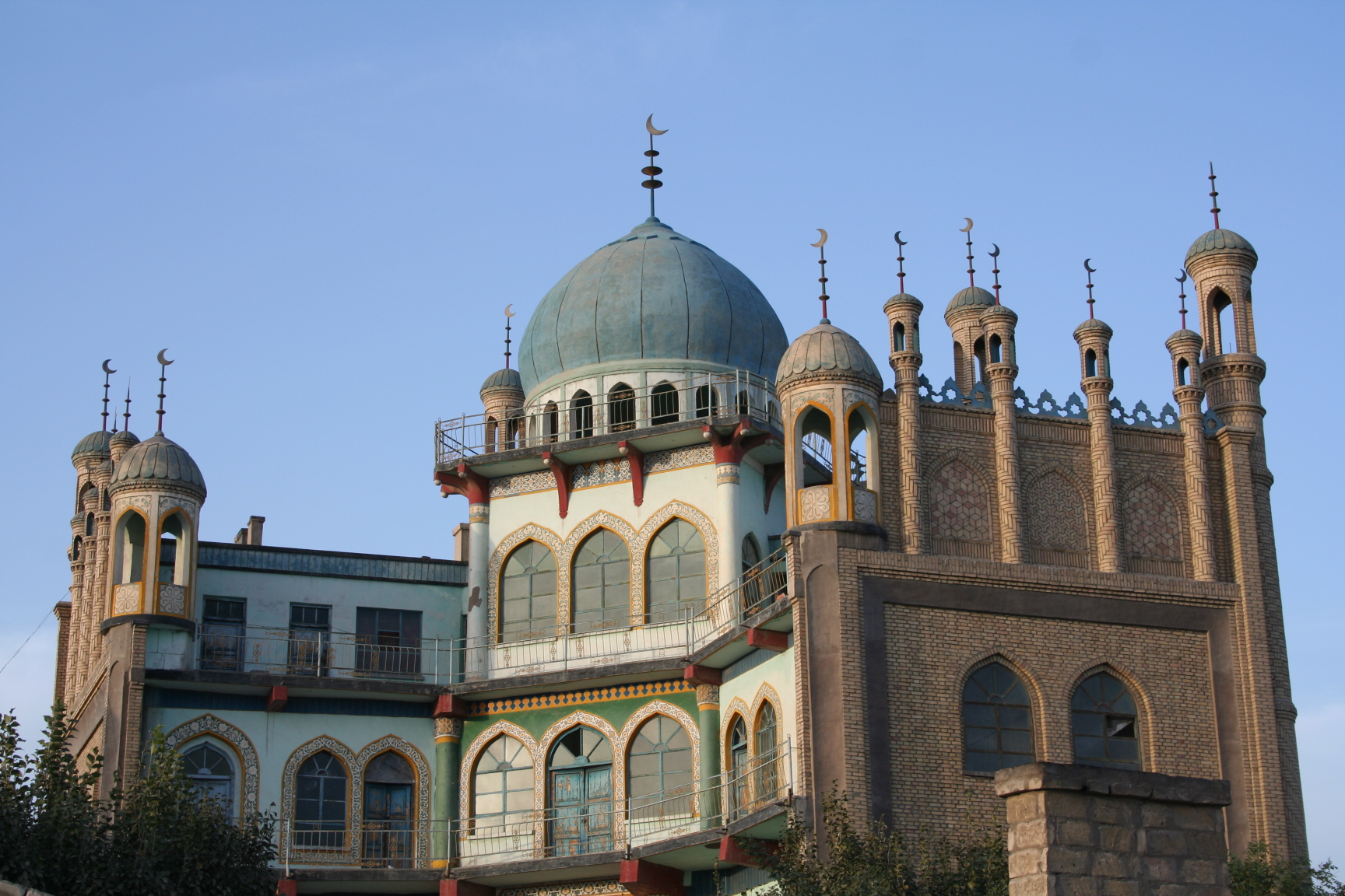 Chinese Mosque | © Rolf Mülller/WikiCommons