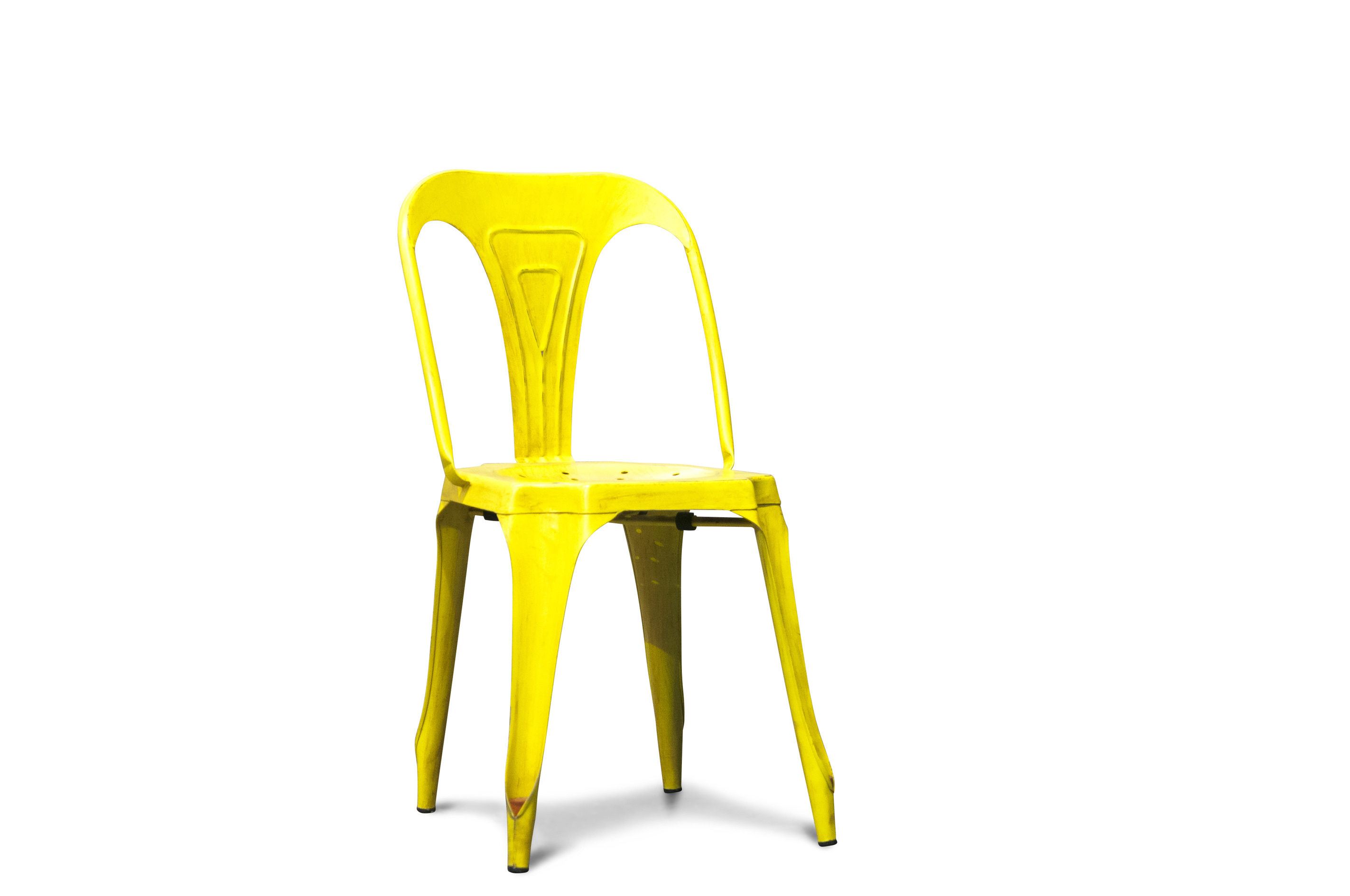 Multipl's Chair Antique Yellow, £95 © PIB