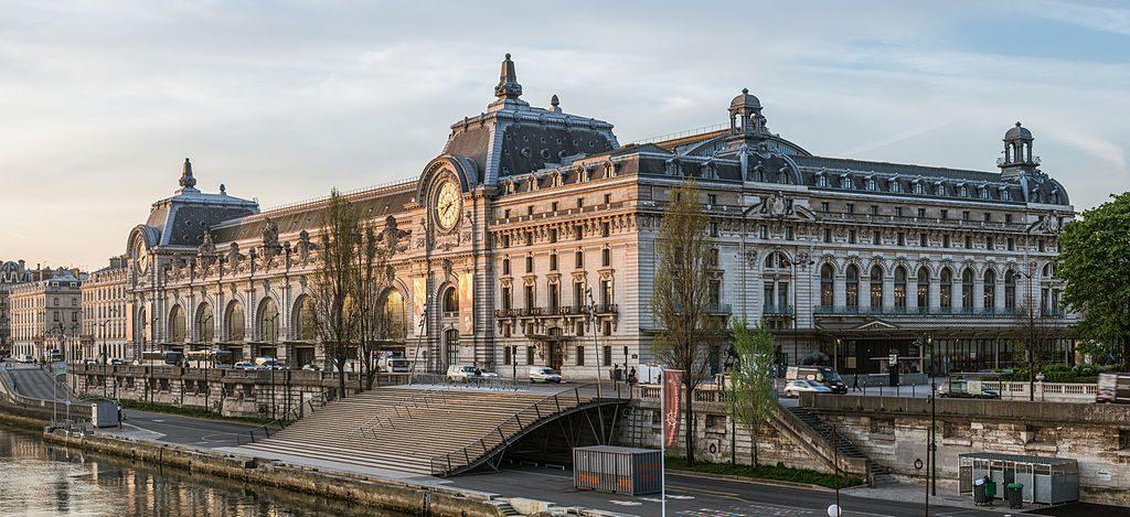 Musée d'Orsay │© Daniel Vorndran / DXR / Wikimedia Commons