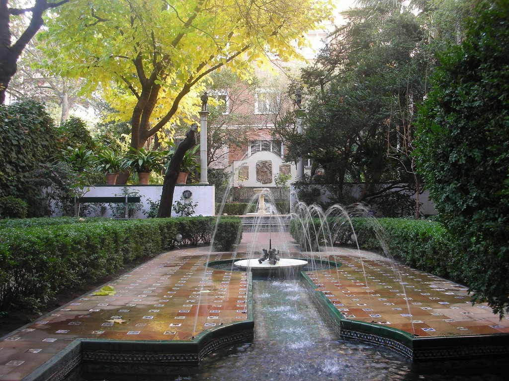 The garden at the Museo Sorolla | © Bart van Poll/Flickr