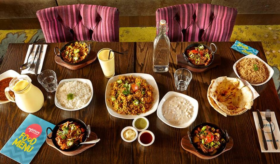 myLahore British Indian restaurant, Birmingham