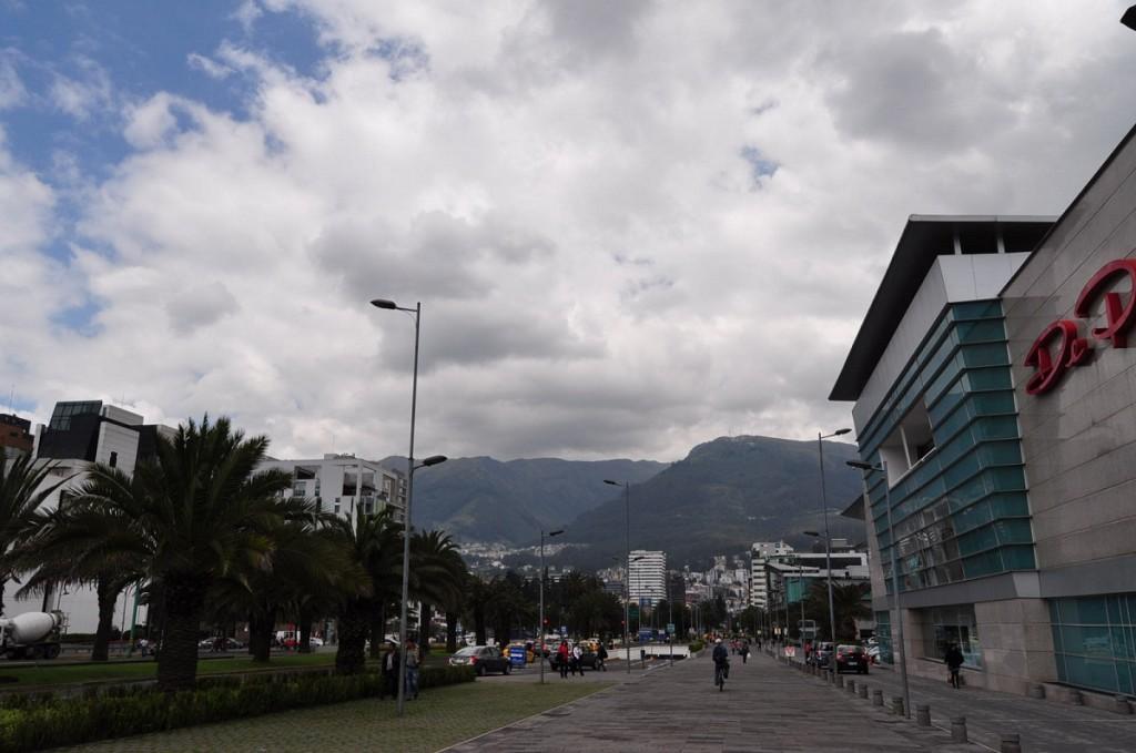 Naciones Unidas, Quito © Wei Xiao