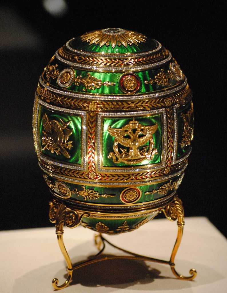 Imperial Napoleonic Fabergé Egg | © Chuck Redden / Flickr
