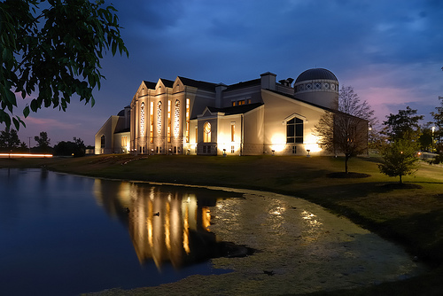 Noor Islamic Cultural Center - Columbus, Ohio | Courtesy of Noor Islamic Cultural Center