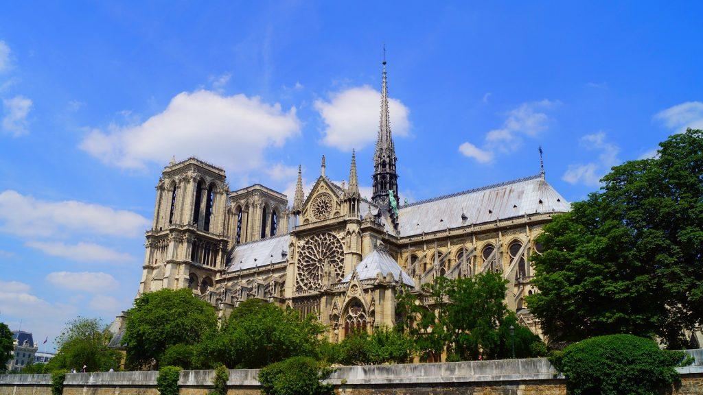 Notre-Dame de Paris │© nkoks / Pixabay