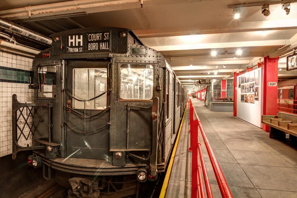 City Car | Courtesy of New York Transit Museum