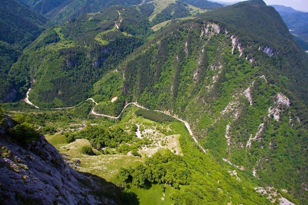 an adventurous road trip itinerary through the rhodope
