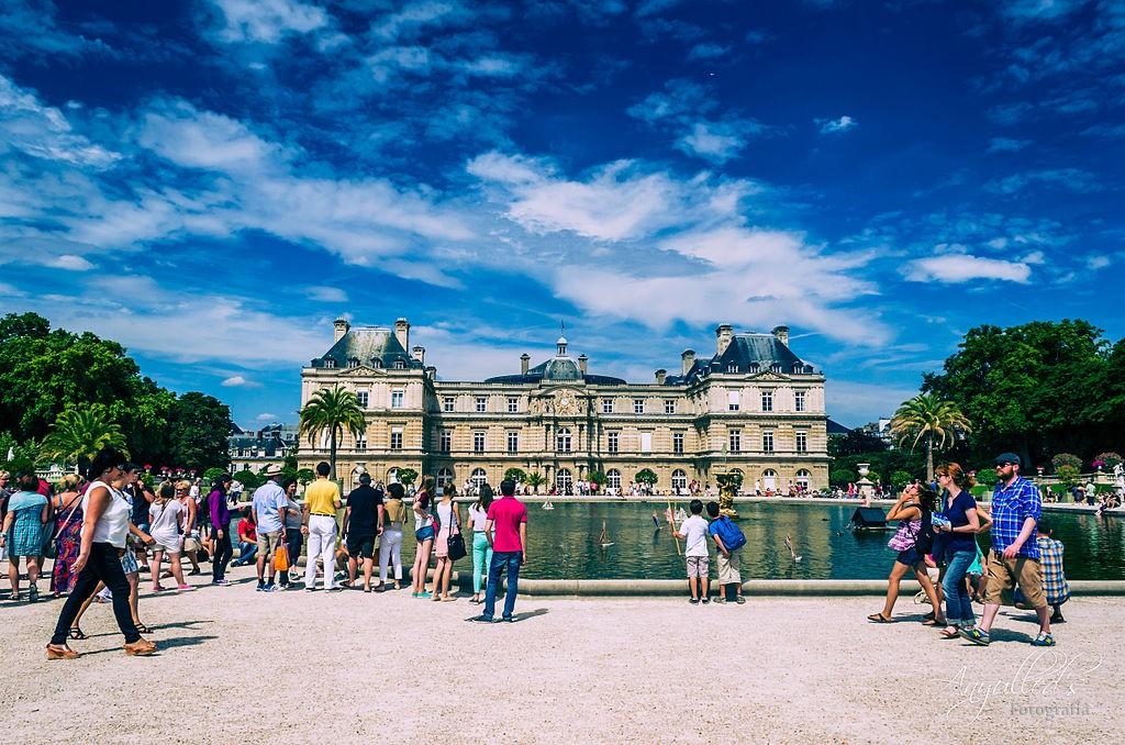 Palais du Luxembourg │© Anyul Rivas / Wikimedia Commons