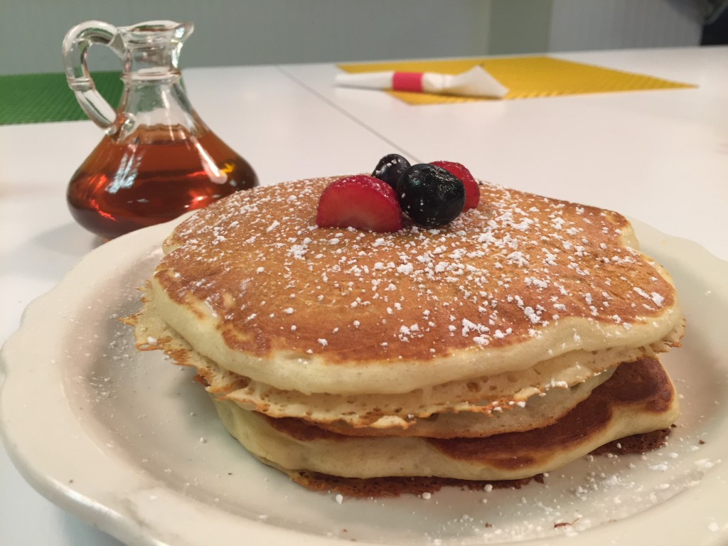 Pancakes, Courtesy of Doo-Dah Diner