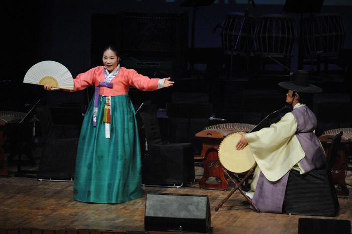 Pansori Vocalist Yoo Ha-Young © Wikimedia