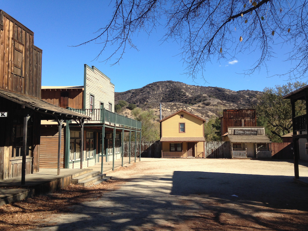 Paramount Ranch|©edward stojakovic/Flickr