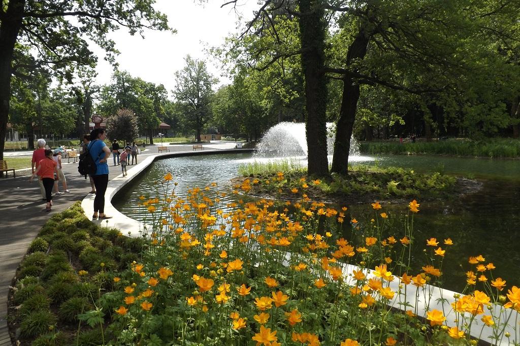 Debrecen park