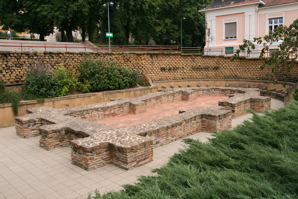 Pécs - Early Christian Mausoleum
