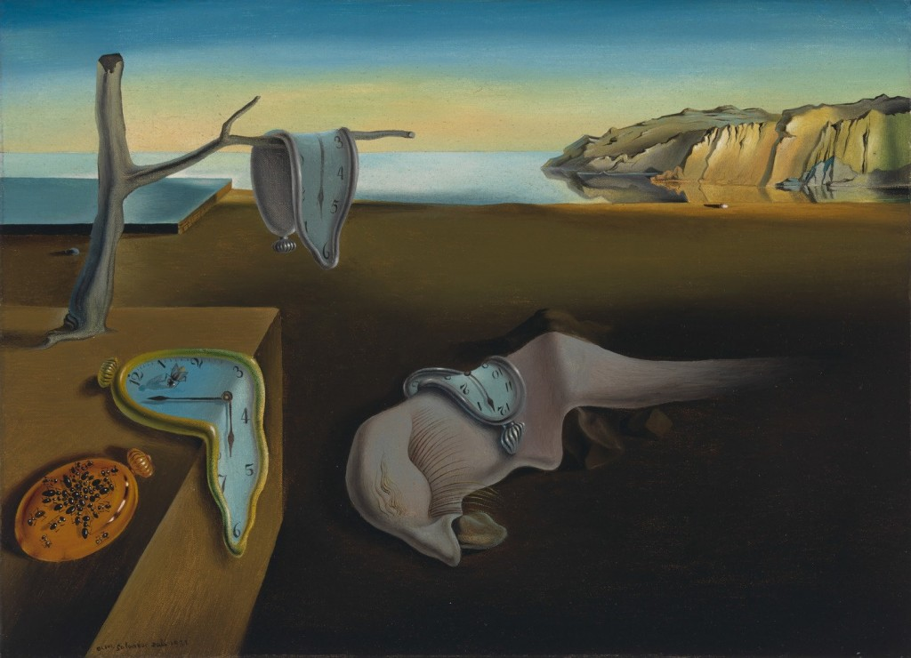 Persistence of Memory | Courtesy of Museum of Modern Art