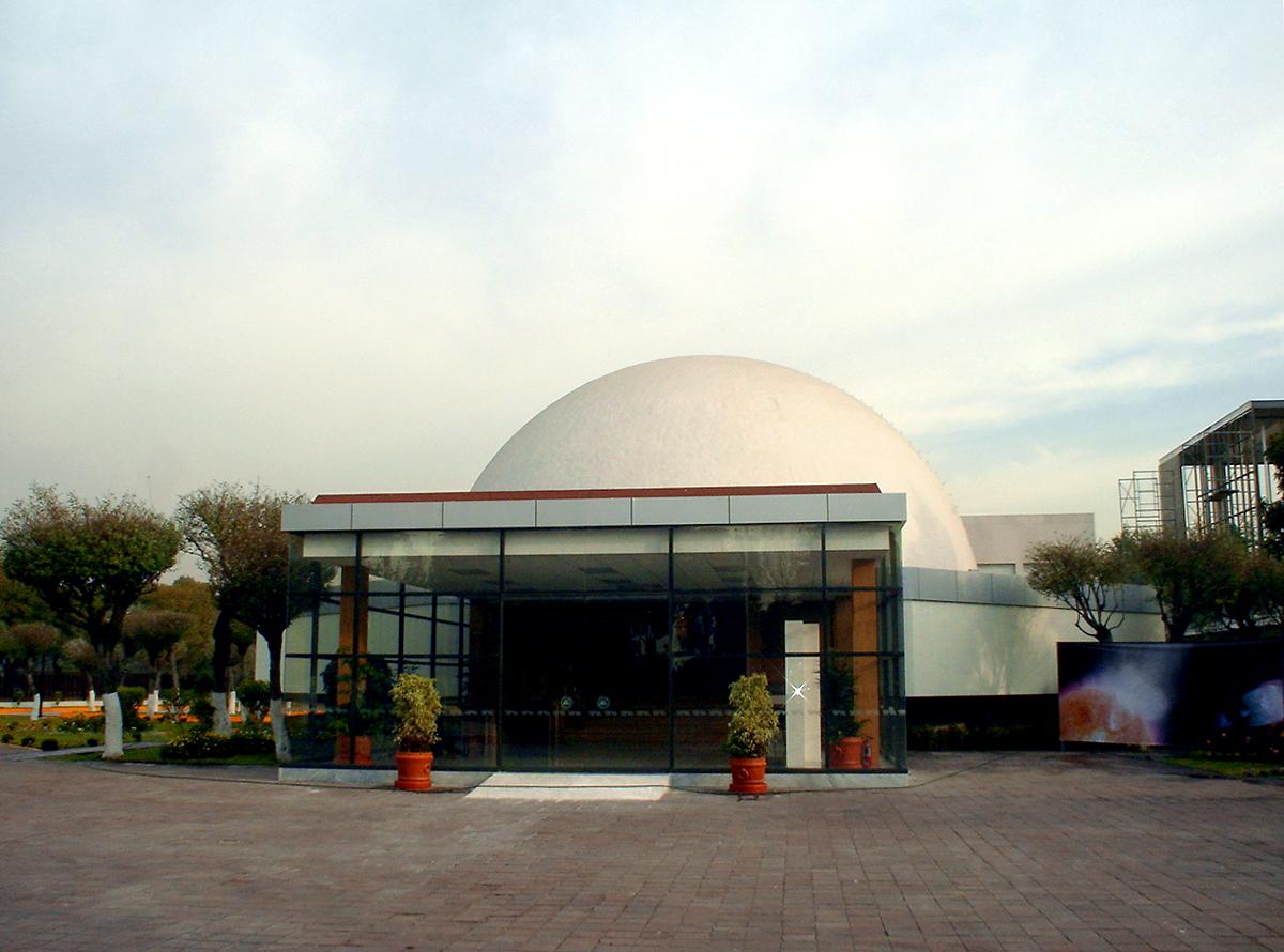 Planetario Luis Enrique Erro | © JEDIKNIGHT1970/WikiCommons