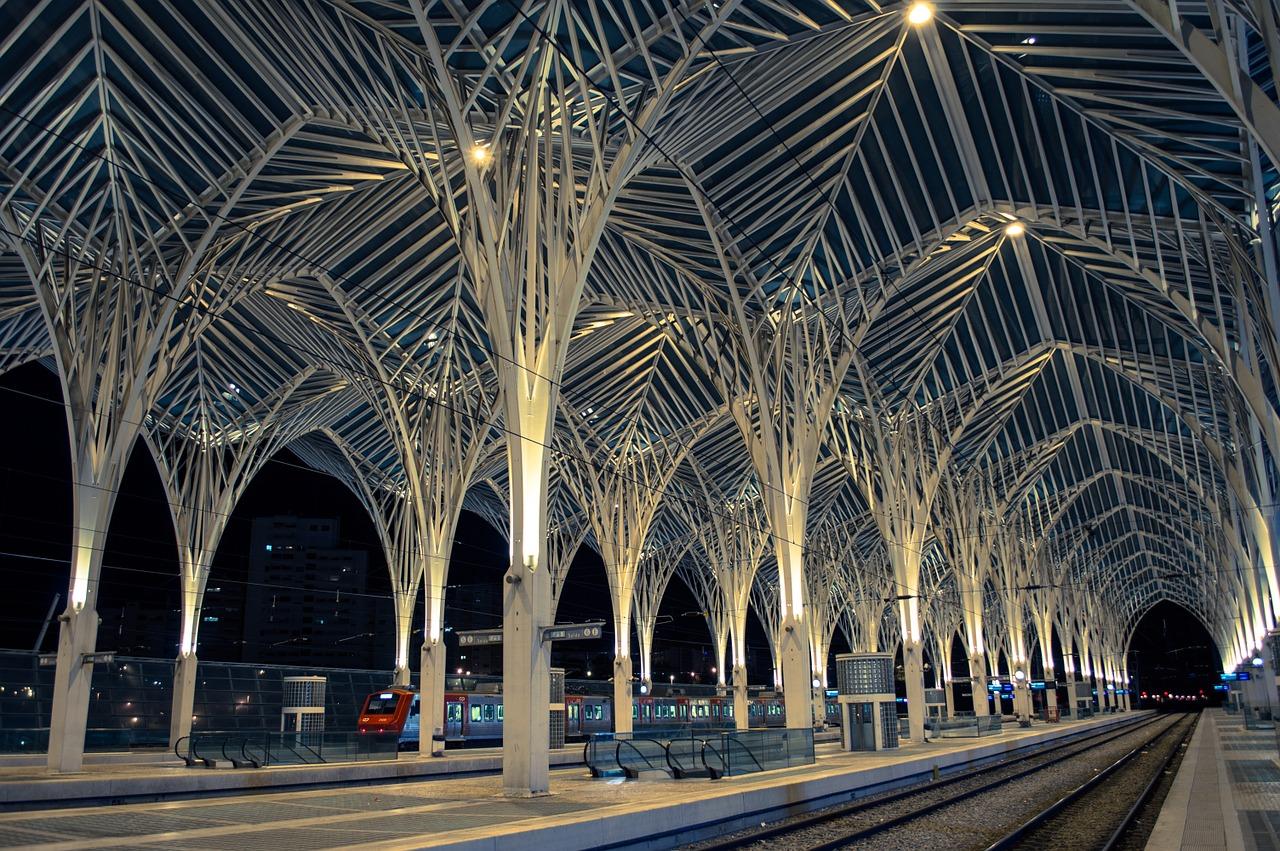 Gare do Oriente © Pixabay