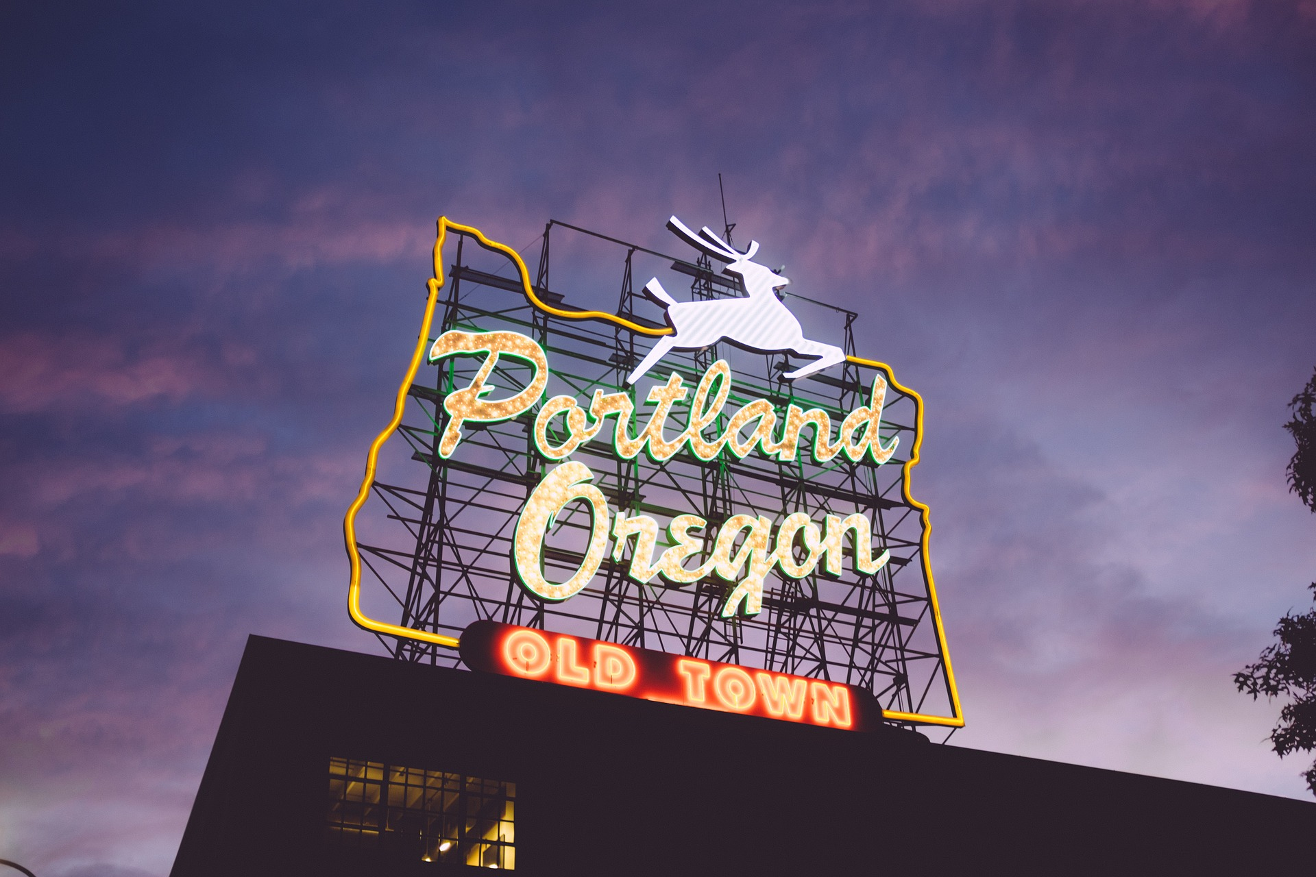 Portland   © Unsplash / Pixabay