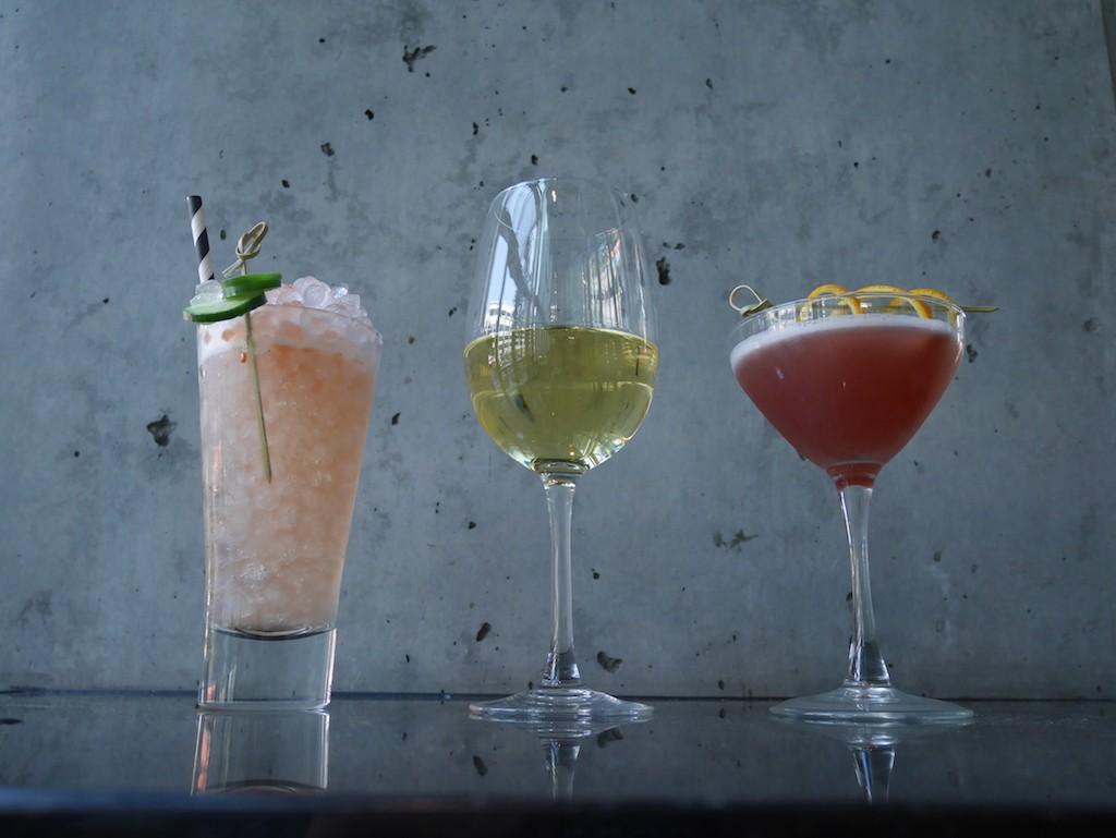 Cocktails at Prank Bar|Courtesy of Prank Bar