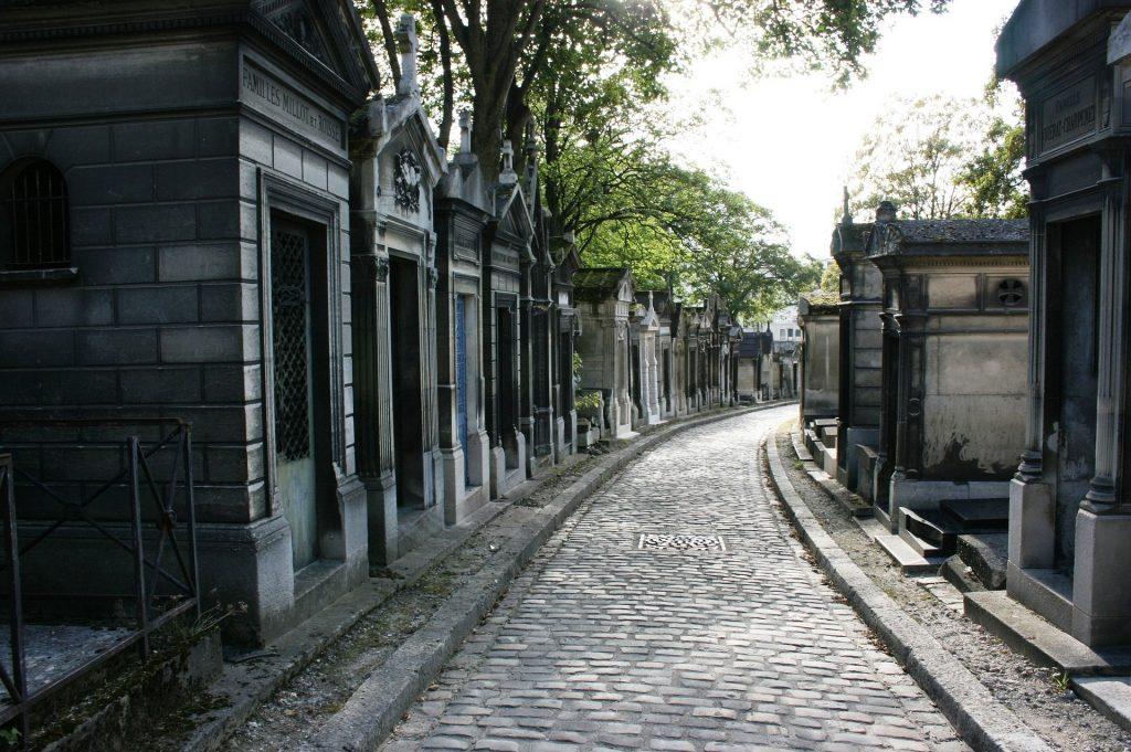 Père Lachaise Cemetery │© 139904 / Pixabay