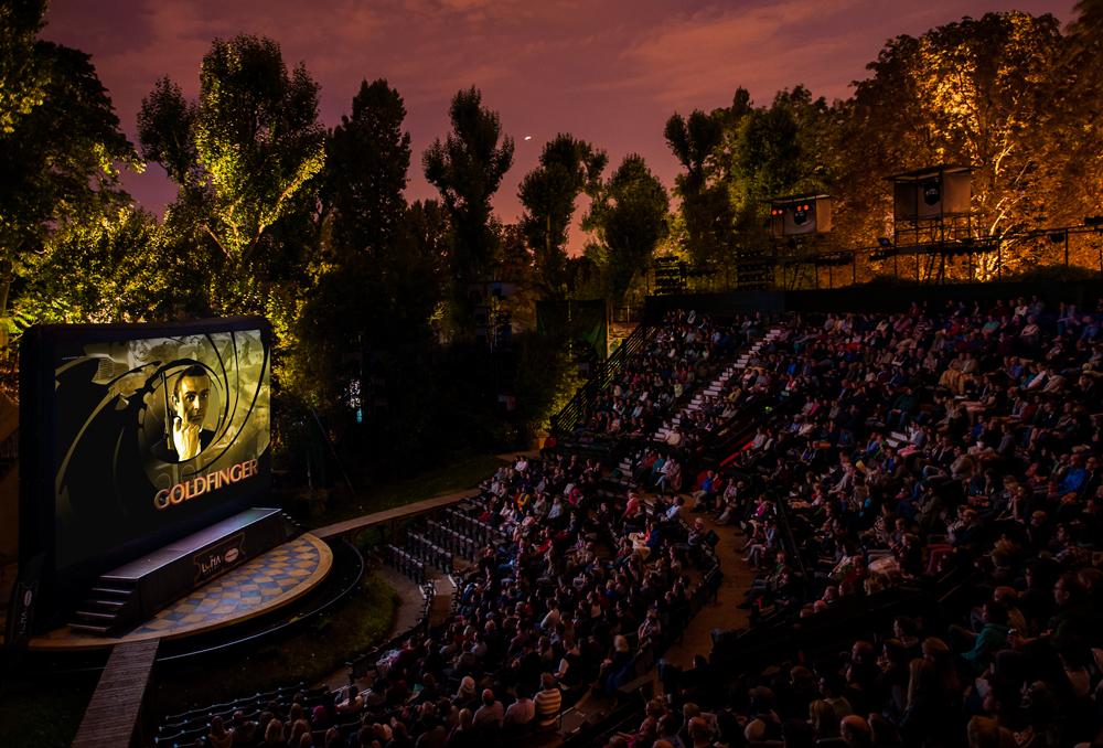 Regent's Park | © Riot Communications/Luna Cinema