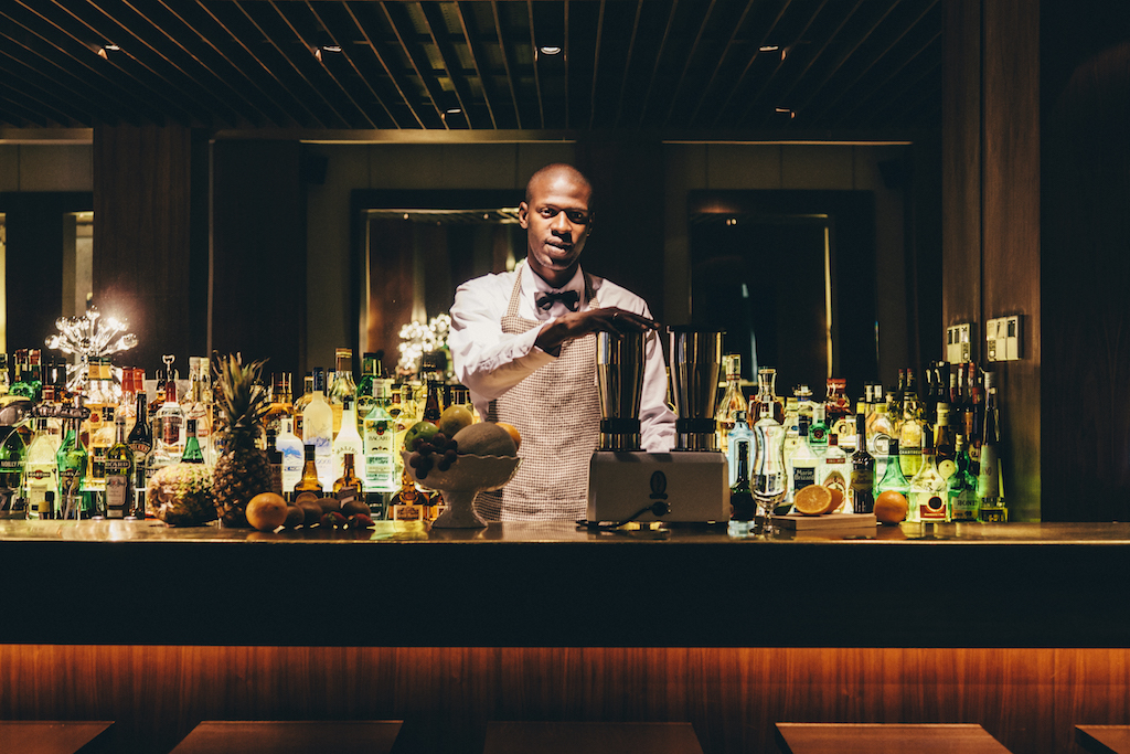 The cocktail bar of the Hotel Regina Courtesy of the Regina Hotel