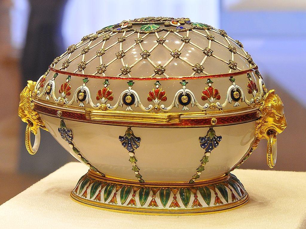 Renaissance Egg | © Михаил Овчинников / WikiCommons