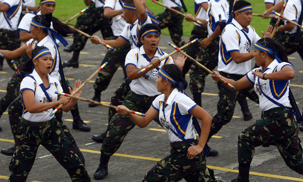 Arnis The Philippines National Sport And Martial Art