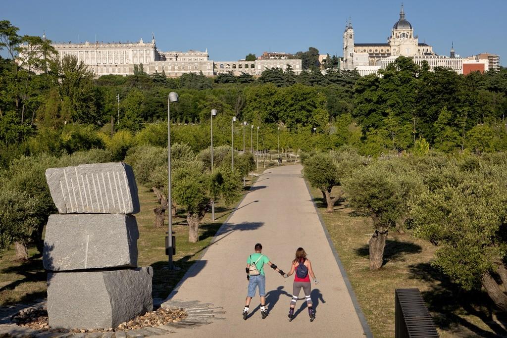Explore the parks| © Madrid Destino Cultura Turismo y Negocio