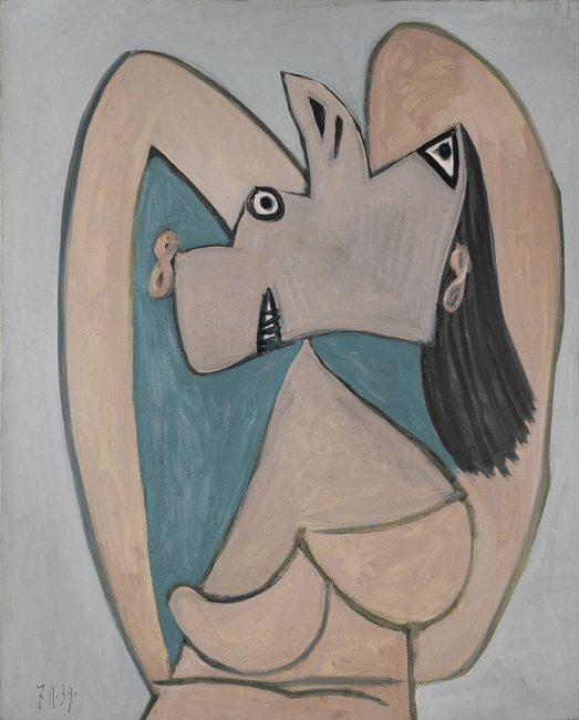 One of the new works being displayed by the Picasso Museum over the next three years | Rafael Lobato, courtesy of Picasso Museum