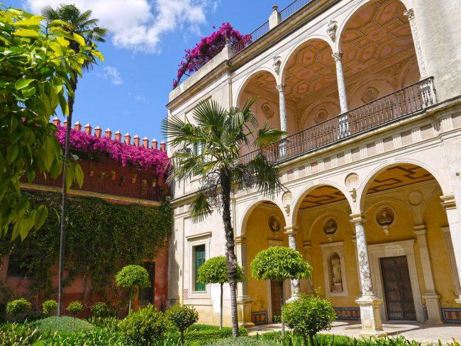 "<a href=""https://www.flickr.com/photos/29946195@N07/"">Casa de Pilatos, Seville | © kkmarais/Flickr</a>"