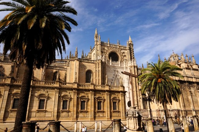 Seville's Gothic cathedral is the largest in the world | © Encarni Novillo