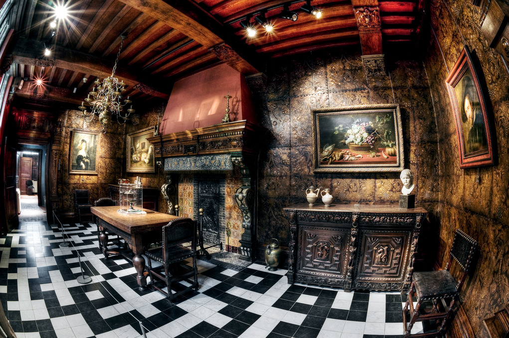 Rubens' old digs, designed by the Flemish master himself and turned into a museum | © Dave Van Laere / courtesy of Visit Antwerp