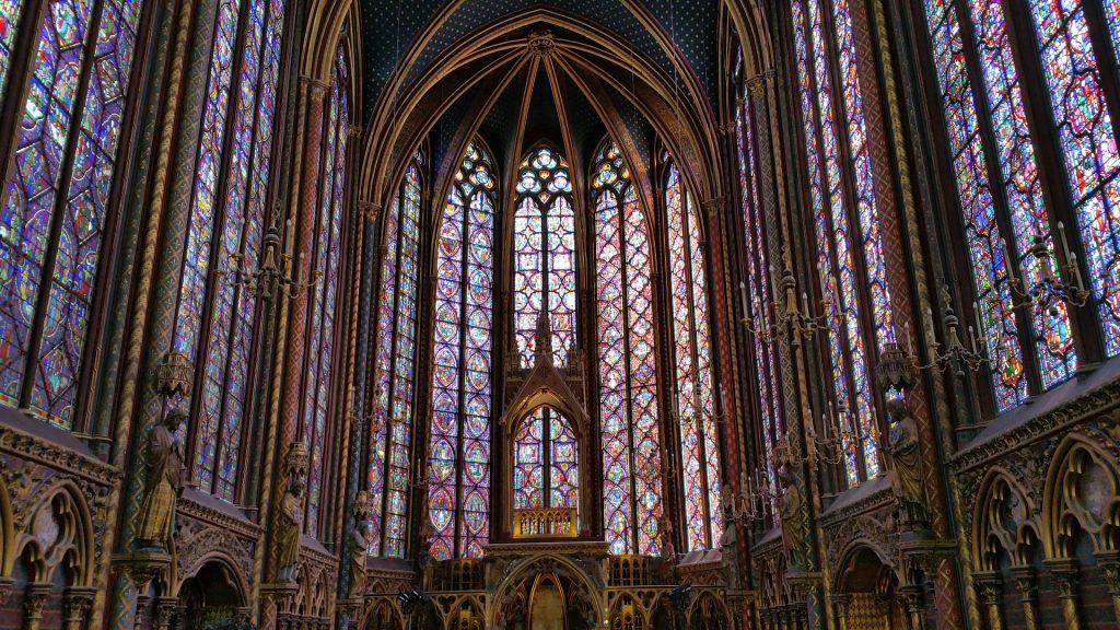 Sainte-Chapelle │© waldomiguez / Pixabay