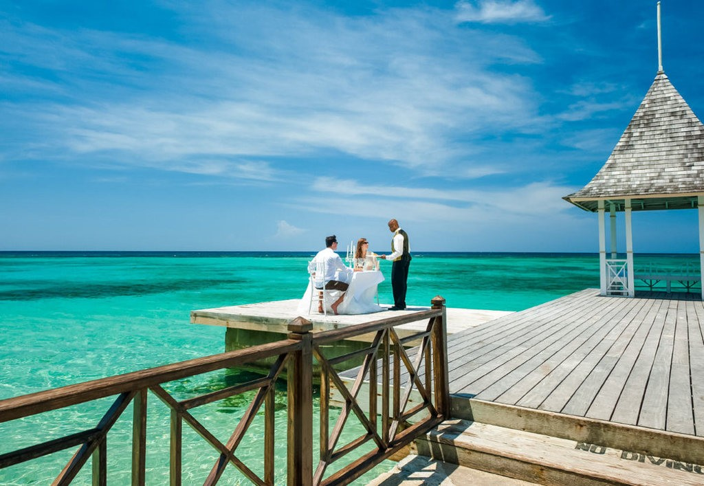 Sandals Royal Plantation Jamaica | Courtesy of Sandals