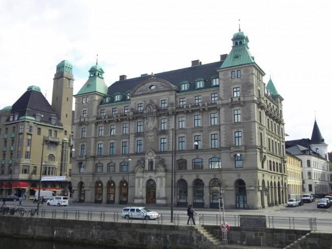 Solo travel Malmö