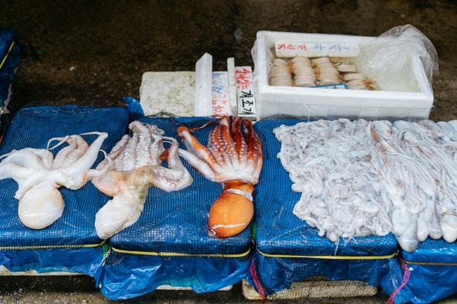 NORYANGJIN FISH MARKET-SEOUL MARKETS-SEOUL-SOUTH KOREA