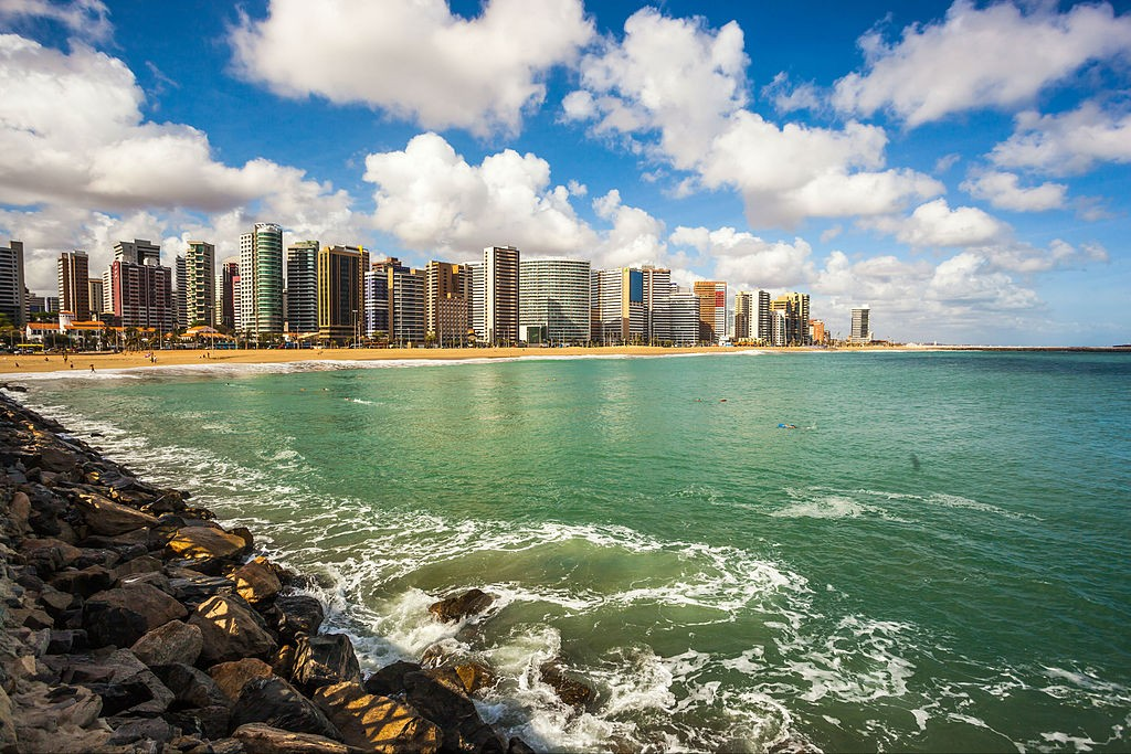 Fortaleza / © Nakinn / Wikimedia Commons
