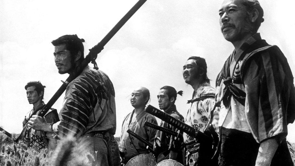 'Seven Samurai' | © Toho