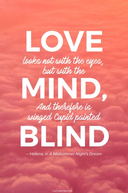 Shakespeare Quotes About Love Entrancing 10 Famous Shakespeare Quotes On Love Life And Art
