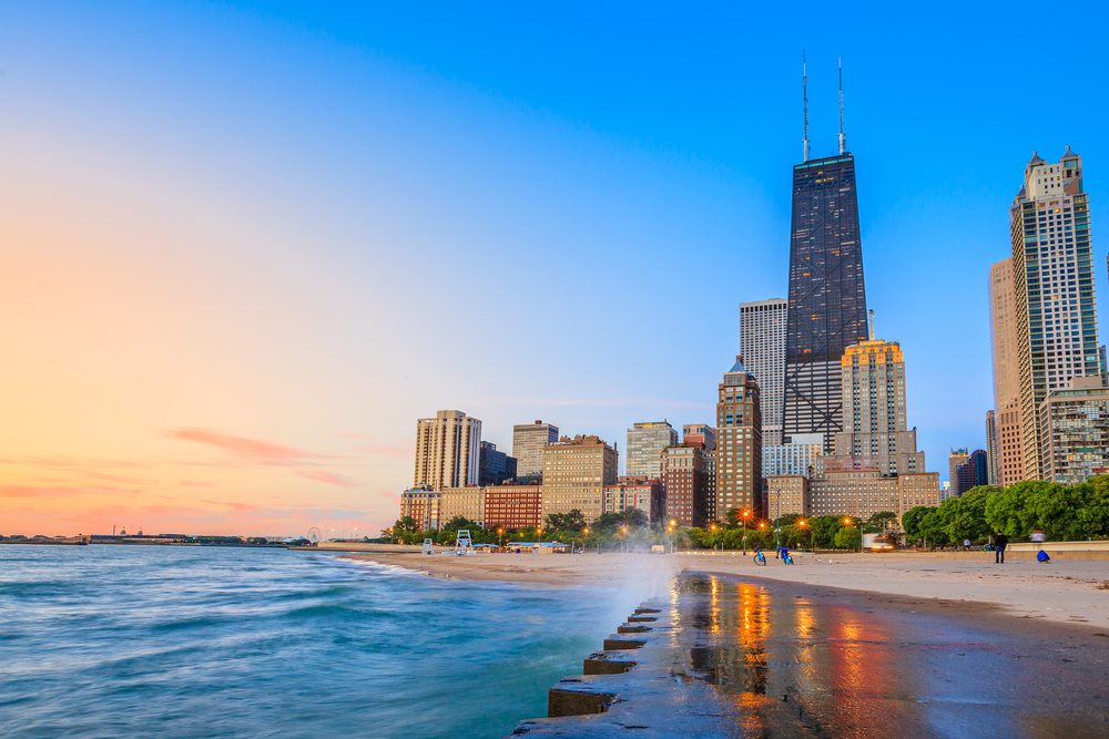 Chicago Skyline | © f11photo / Shutterstock
