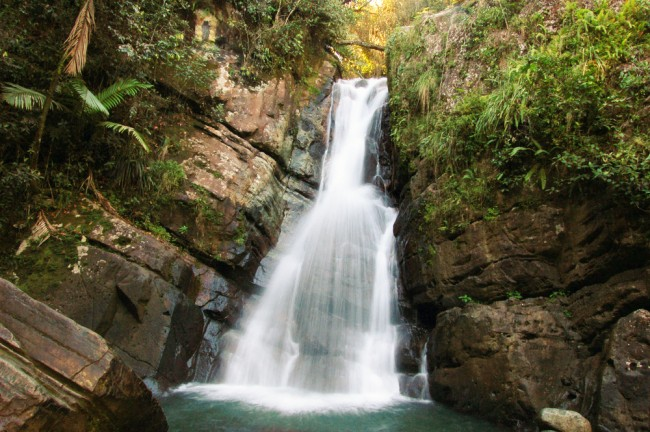 The Most Beautiful Waterfalls In Puerto Rico