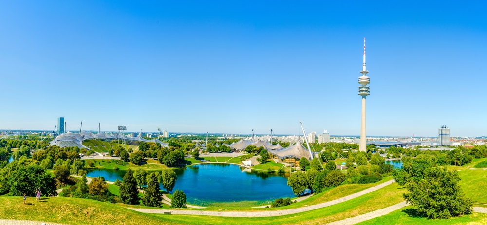 Olympic Park which was constructed for the 1972 Summer Olympics | © trabantos/Shutterstock