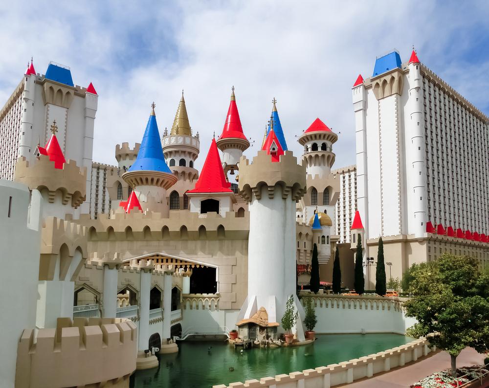 Excalibur Hotel and Casino | © Solarisys/Shutterstock