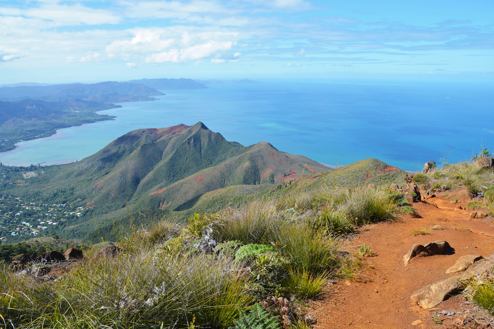 Hiking through New Caledonia   ©Jeremy Red / Shutterstock