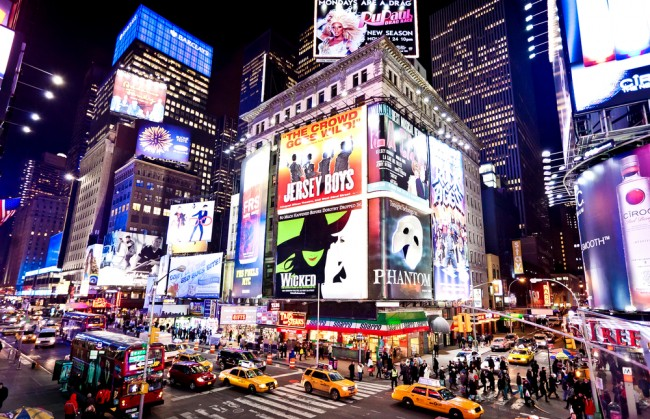 Broadway | © Andrey Bayda/Shutterstock