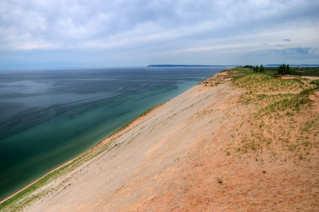 Sleeping Bear Dunes|©Jim D/Flickr