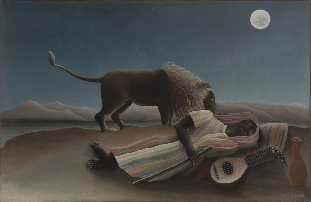 The Sleeping Gypsy | Courtesy of Museum of Modern Art