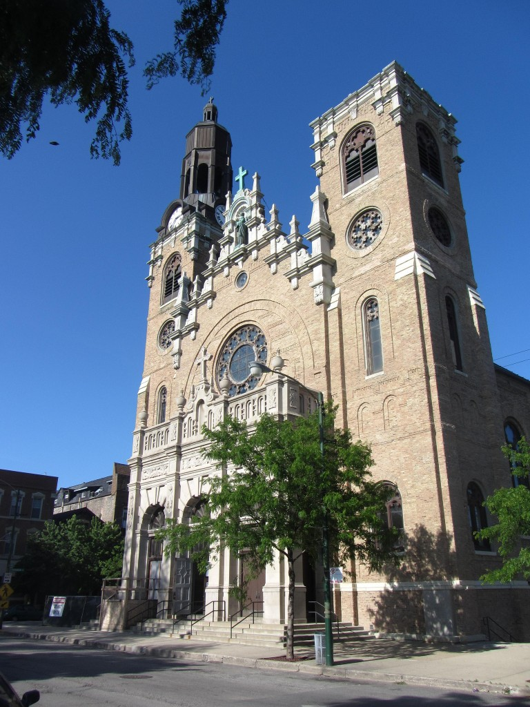 St. Stanislaus Kostka Church | © David Wilson/Flickr