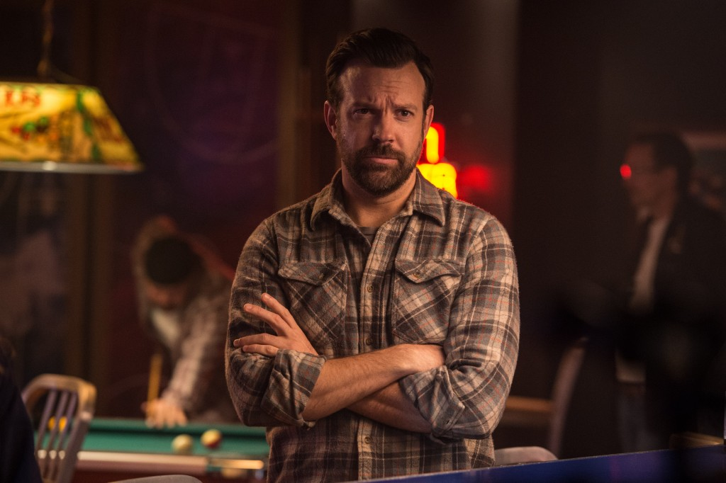Jason Sudeikis as the green-eyed monster in 'Colossal' | © Entertainment Films